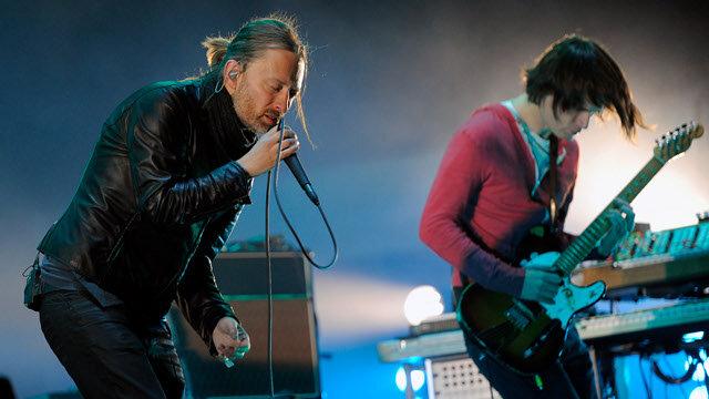 Radiohead zverejnili odmietnutú skladbu k novej bondovke