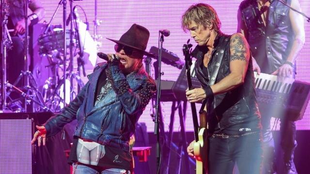 Guns N' Roses plánujú návrat, trvalo im to viac ako dvadsať rokov