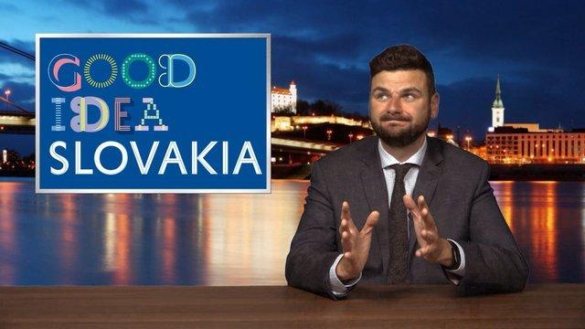 Ťažký týždeň s Janom Gorduličom: O Slovensku ako krajine dobrých nápadov