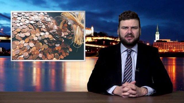 Ťažký týždeň s Janom Gorduličom: O štátnom dlhu a paradoxoch slovenského rozpočtu