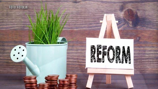 Radikálne reformy pomáhajú firmám i ľuďom rásť