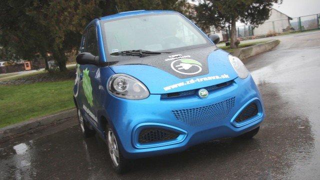 Vyskúšali sme najlacnejší elektromobil, ktorý sa môže vyrábať na Slovensku