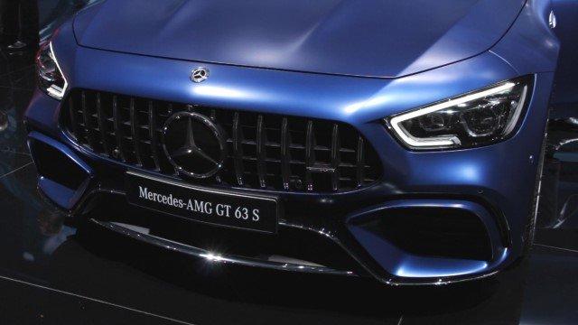 Autosalón Ženeva: Mercedes si nachystal stánok plný noviniek, zaujalo štvordverové AMG GT