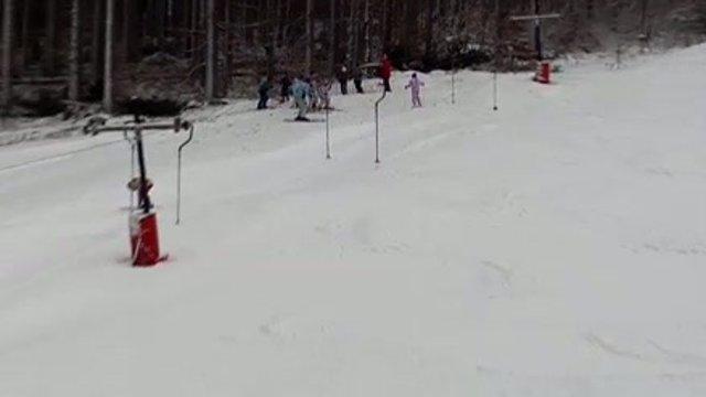 Zbaľte lyže, polovičku, deti a choďte na Myjavu