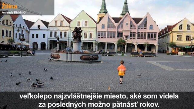 Slovensko za 42 dní: Krajina Žilinského regiónu