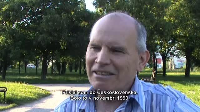 McCullough: Slovensko je outsider, a na tých mám slabosť