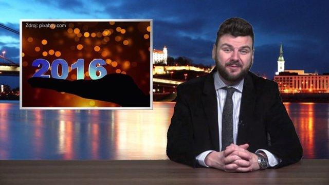 Ťažký týždeň s Janom Gorduličom: Veľké zhrnutie roka 2016, ktorý je žiaľ (chvalabohu) za nami