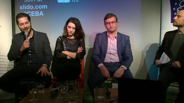 Zostrih z diskusie Café Európa: Prežije Európska únia?