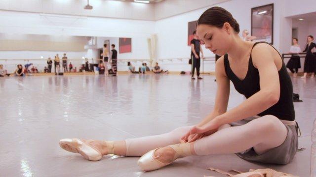 Ako vyzerá práca profesionálnej baletky? Strávili sme s ňou jeden deň