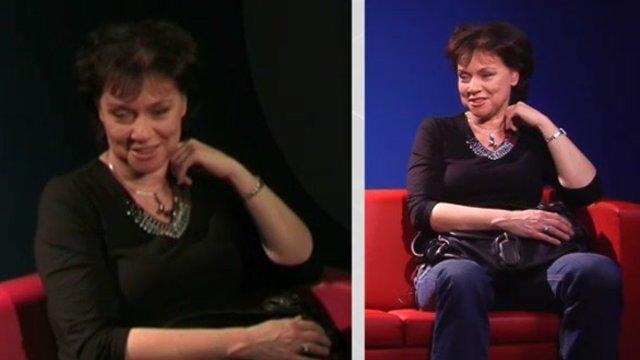 Adriena Bartošová: Spievam si všade, hlavne na schodisku.
