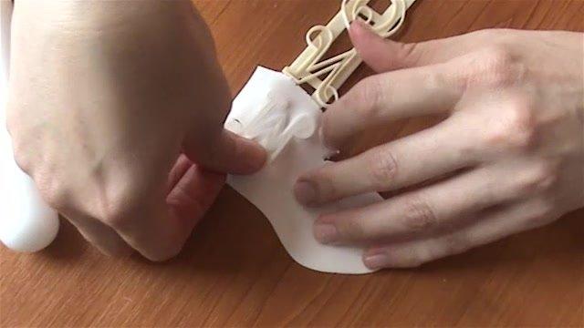Torty pre začiatočníkov: Výroba písmeniek