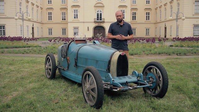 Skúšali sme najslávnejšie Bugatti všetkých čias