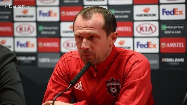 Tréner Trnavy Látal hodnotí zápas s Dinamom Záhreb