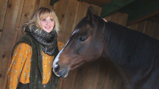 Fotili sme ženu, ktorá zachraňuje kone