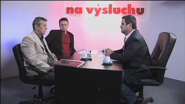Ivan Mikloš a Miroslav Jureňa na výsluchu