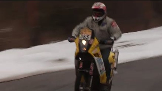 Motocyklista Ivan Jakeš: Nechcem, aby po mne niečo pomenovali