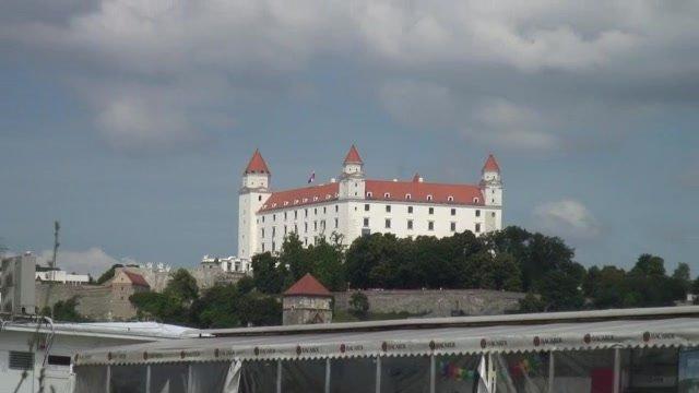 Bratislavský hrad strážil klenoty kráľov
