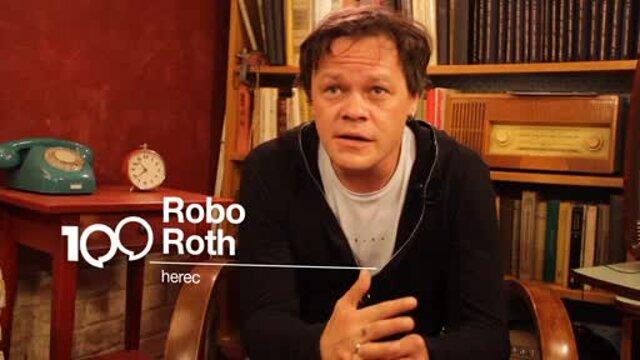 Robo Roth: Kresťanské dogmy ma vyrušujú