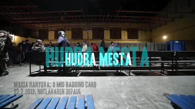 Hudba mesta: Bezdomovcom sa páči opera