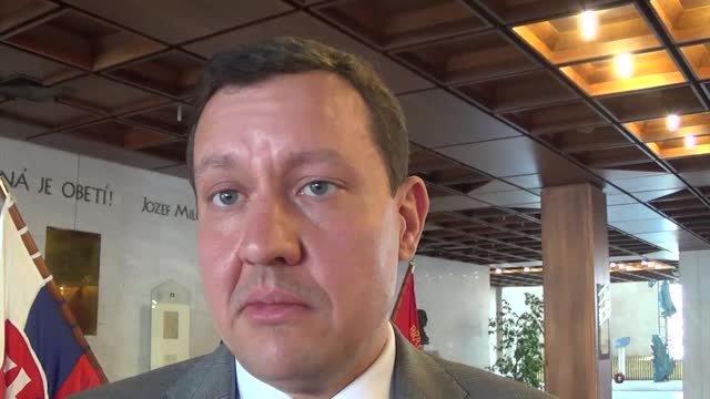 Daniel Lipšic: Premiér by mal odstúpiť