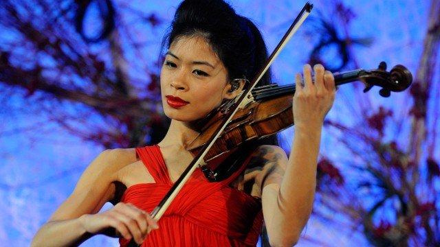 Husľová virtuózka Vanessa-Mae vystúpi po desiatich rokoch v Bratislave