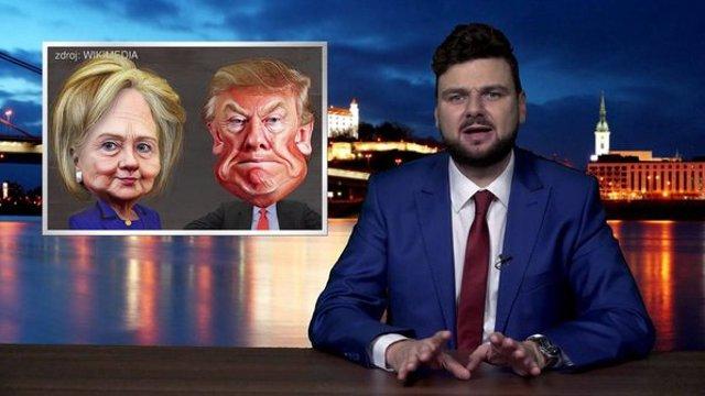 Ťažký týždeň s Janom Gorduličom: Prezidentské voľby v USA pre krčmových analytikov