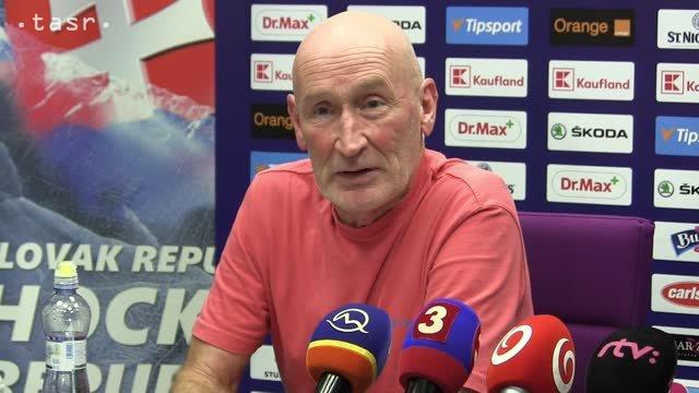 Tréner Ramsay hovorí o nominácii na Švajčiarsky pohár