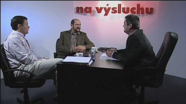 Na výsluchu boli Daniel Lipšic a Boris Zala