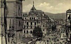 Košice pred 100 rokmi