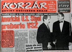 Retro Korzár