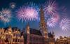 Silvester v Belgicku