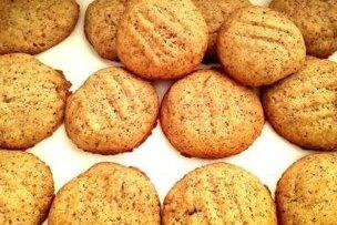 Karobové sušienky