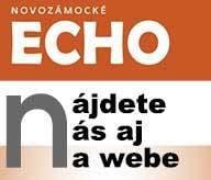 NOVOZÁMOCKÉ ECHO AJ NA WEBE