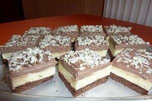 Čokoládový krémeš