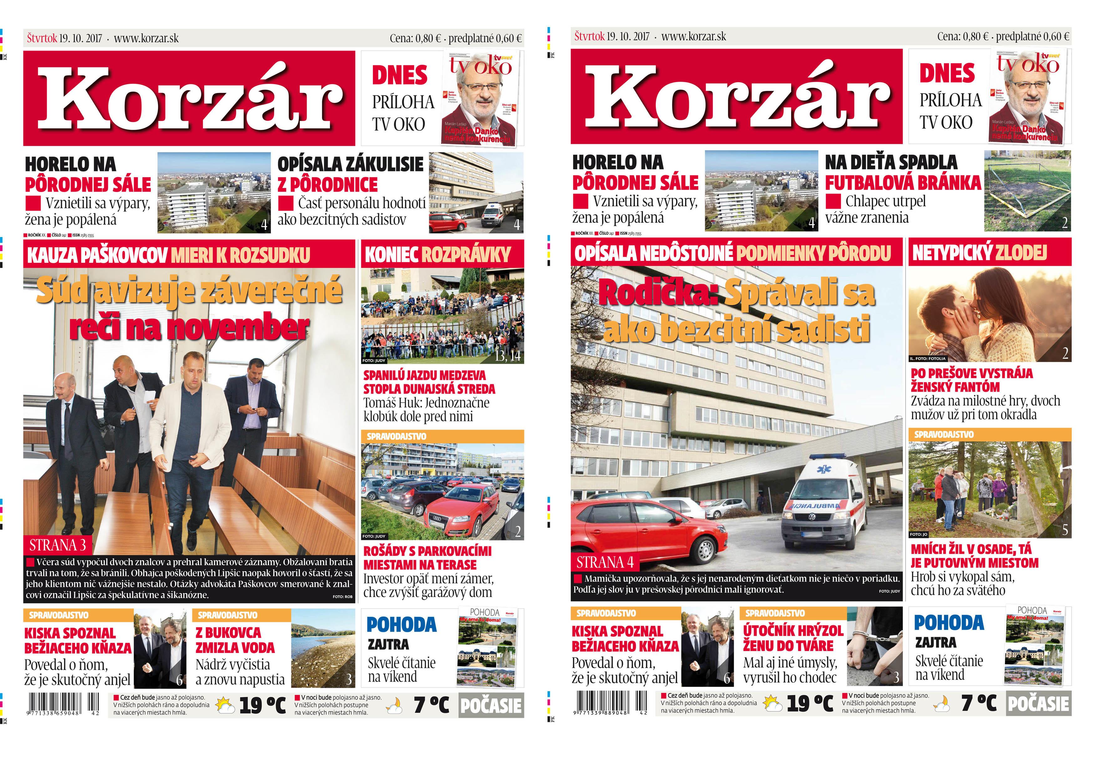 Denník Korzár