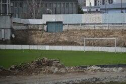 Oprava a výstavba prešovských štadiónov