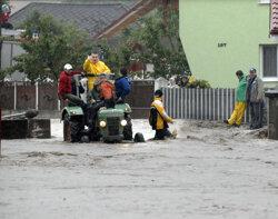 Výročie povodní 2010