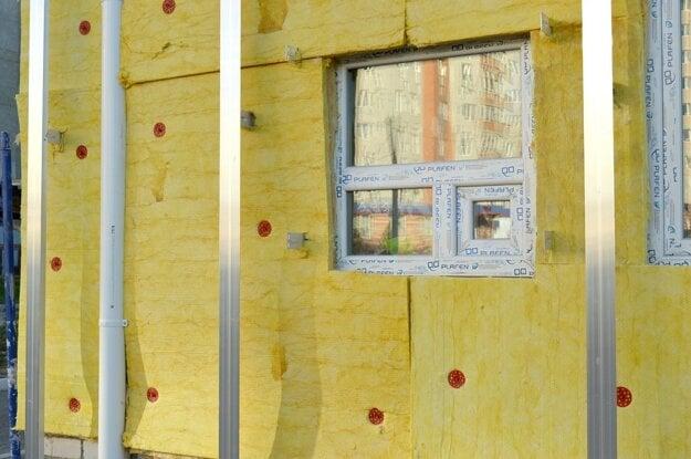 Geografia na Slovensku na výber stavebných materiálov vplyv nemá.