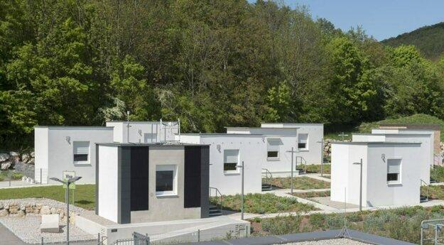 Hlavným cieľom výskumného parku Viva je presne zmerať a vyhodnotiť vplyv rôznych stavebných materiálov na kvalitu bývania.