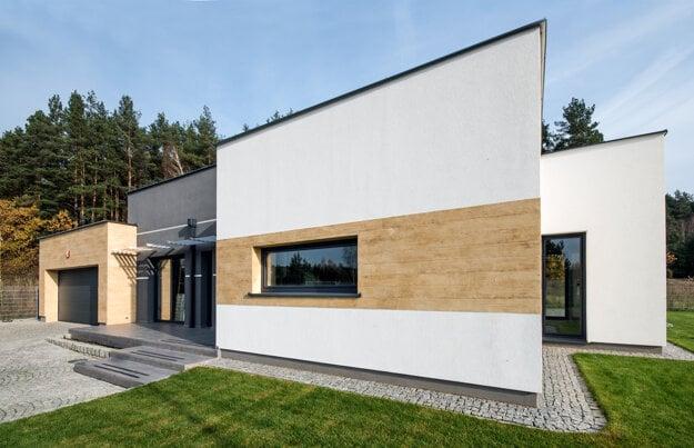 Rodinný dom Jurowce, Poľsko, architekt: APA Agnieszka Walesko – Kakareko.